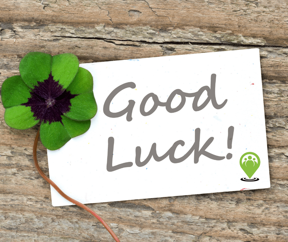 Good Luck – It's Interview Day !